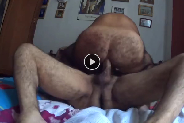 Grindr hairy fuck