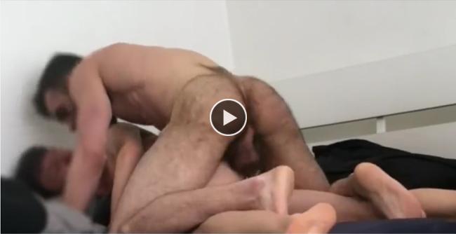 Hairy Butt Top